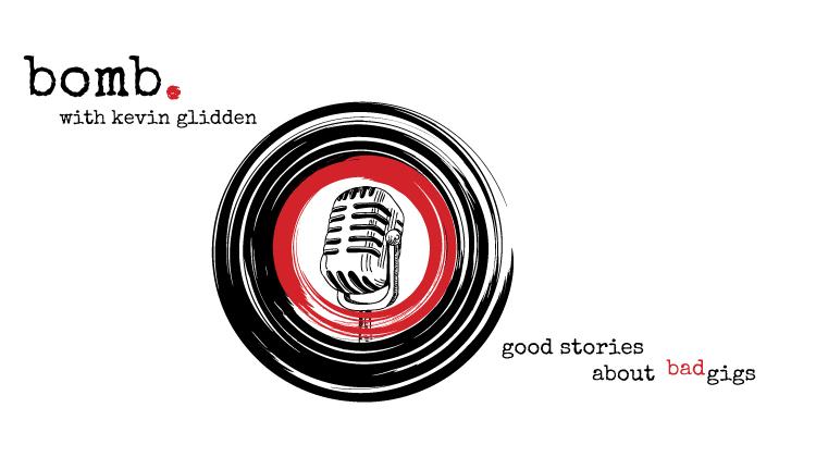 bomb. with Kevin Glidden on Edge Radio 99.3FM