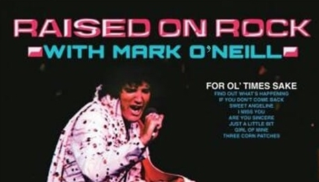 Raised on Rock with Mark O'Neill on Seymour FM