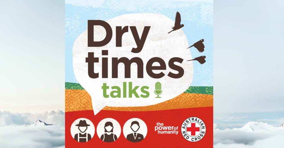 Dry Times Talks with Australian Red Cross on Seymour FM