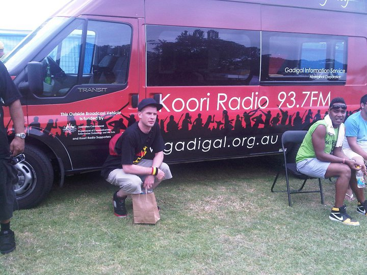 The People's Radio with Native Sun on Koori Radio
