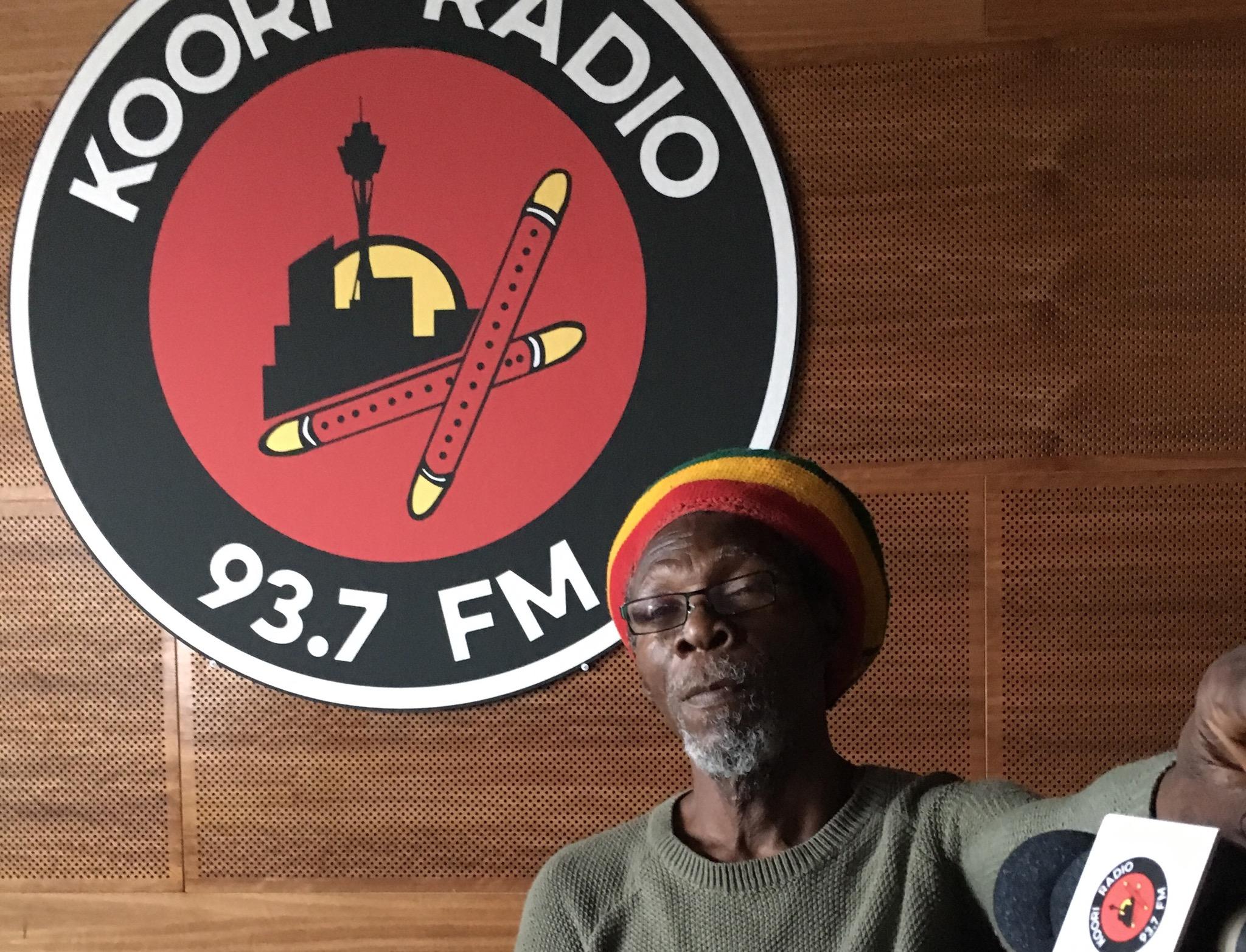 Black Roots & Oration with Ibo Jah on Koori Radio