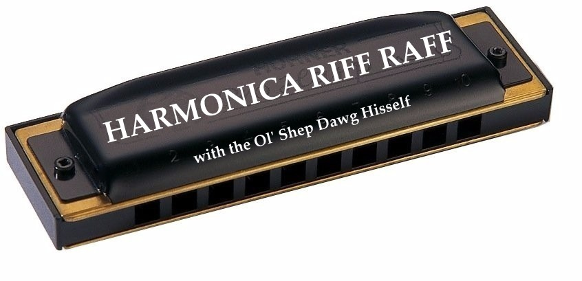 Harmonica Riff Raff with Ol' Shep Dawg Hisself on Mountain District Radio
