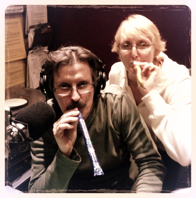Diggin' in the Archives with  Joan of Arc & The Undertaker on Bay FM - 99.9FM