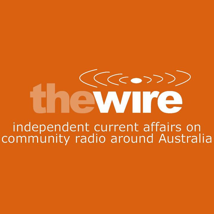 The Wire (s) with  on Edge Radio 99.3FM
