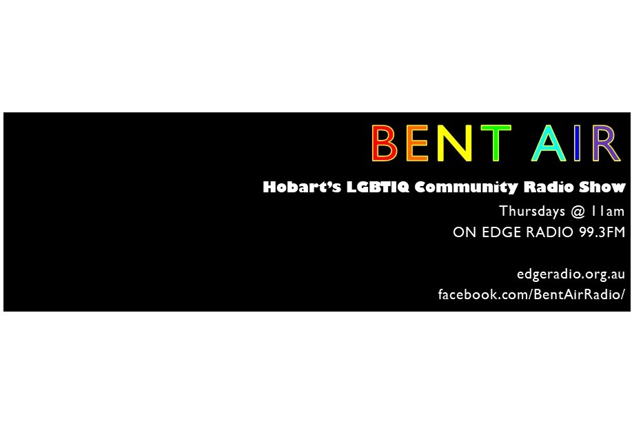 Bent Air with Finnian and Arden on Edge Radio 99.3FM