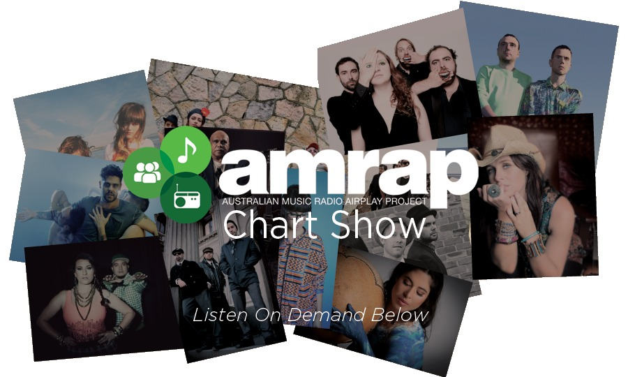 Amrap Radio Program with  on Edge Radio 99.3FM