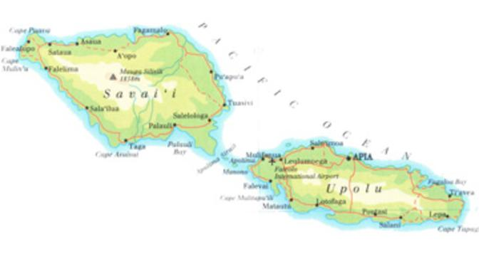 Samoan Show with Sam on Mountain District Radio