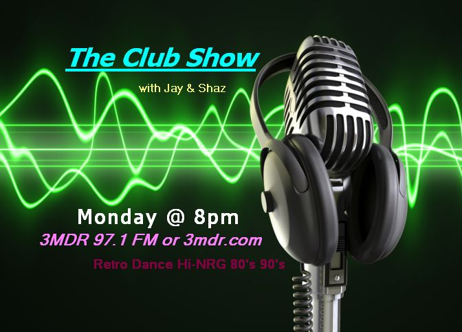 The Club Show with Jay and Shaz on Mountain District Radio