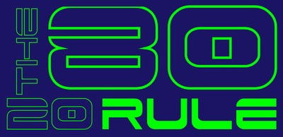 The 80/20 Rule with Chris Hext on Mountain District Radio