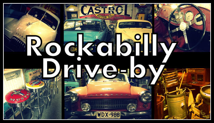 Rockabilly Drive-by with Janette and Friends on Mountain District Radio