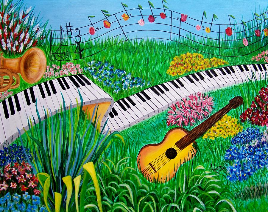 The Music Garden with Dave & Biff on Mountain District Radio