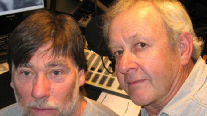 Selby Folkworks with Dave Miller & Dave Hoskin on Mountain District Radio