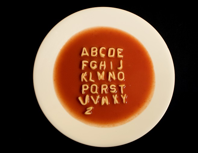 Alphabet Soup with Michael Day on Mountain District Radio