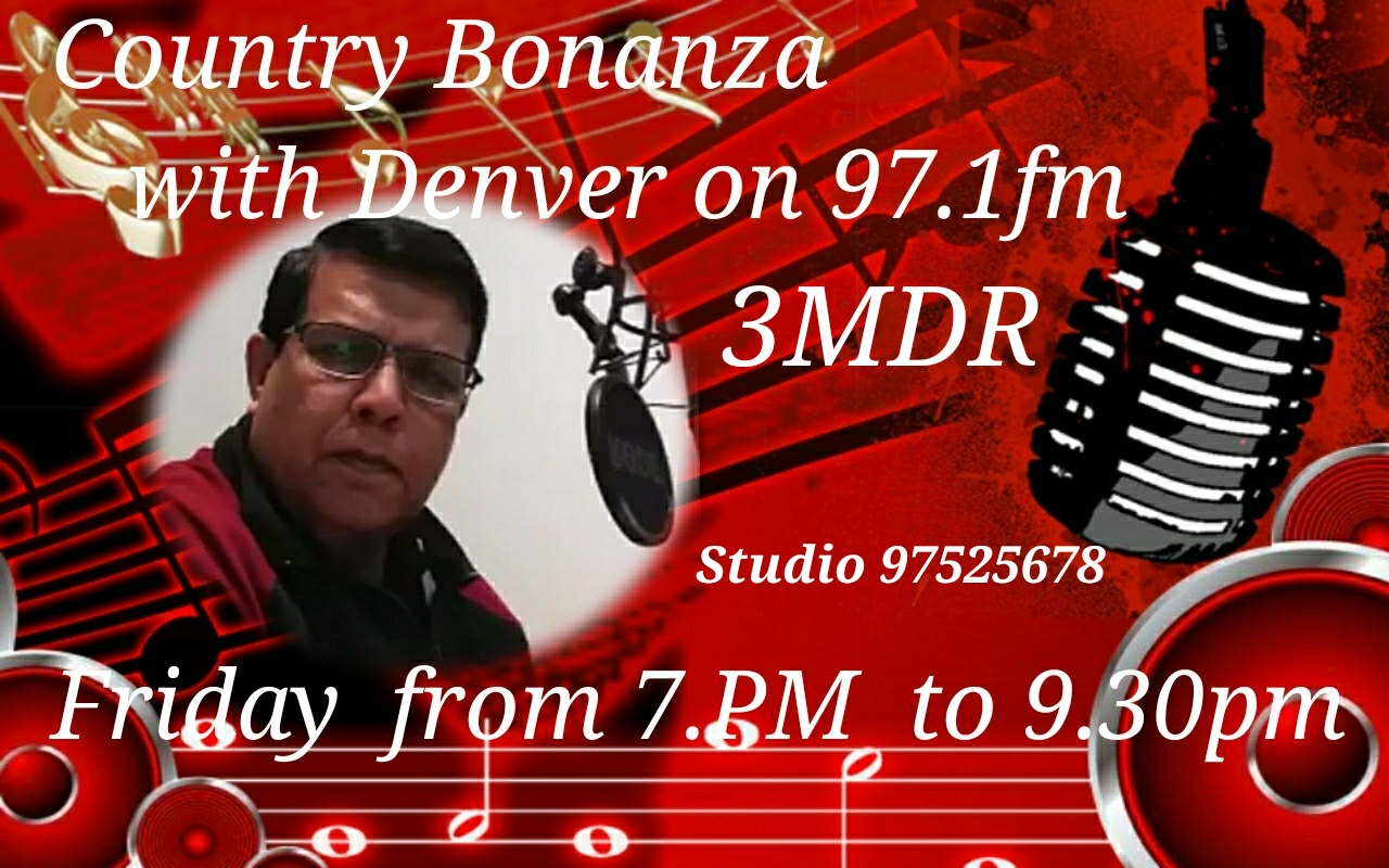 Country Bonanza with Denver Walles on Mountain District Radio