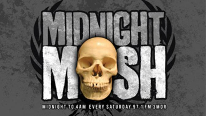 Midnight Mosh with Ash, Nater and Flynn on Mountain District Radio
