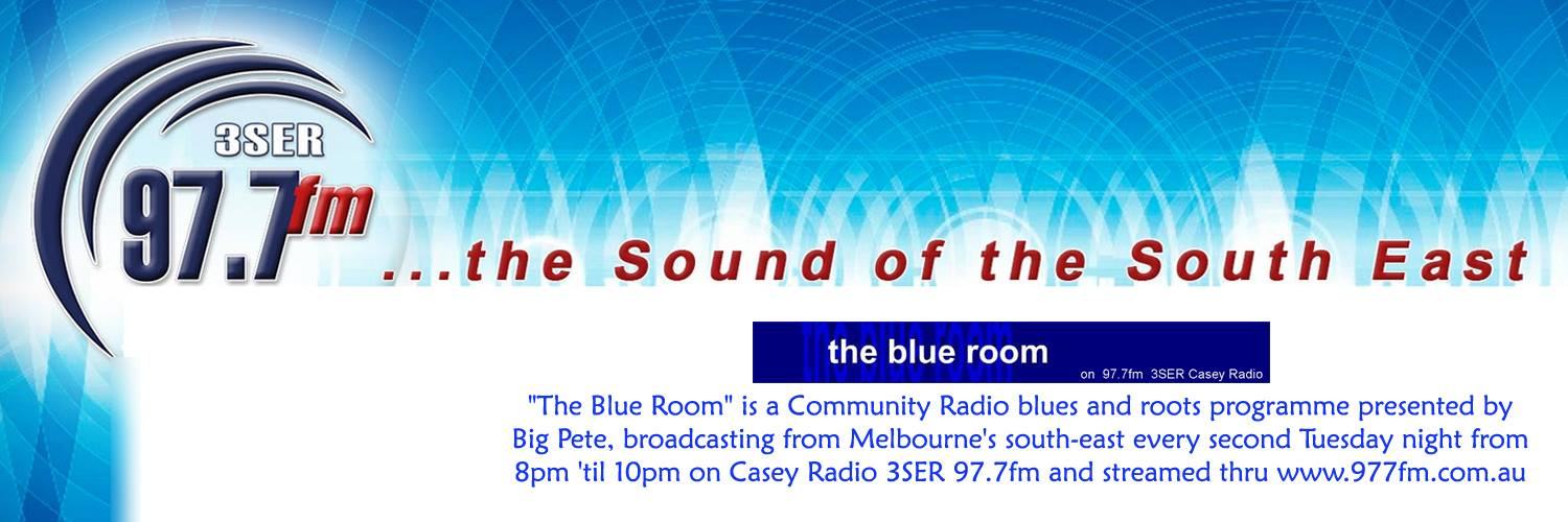 The Blue Room with Big Pete on Casey Radio