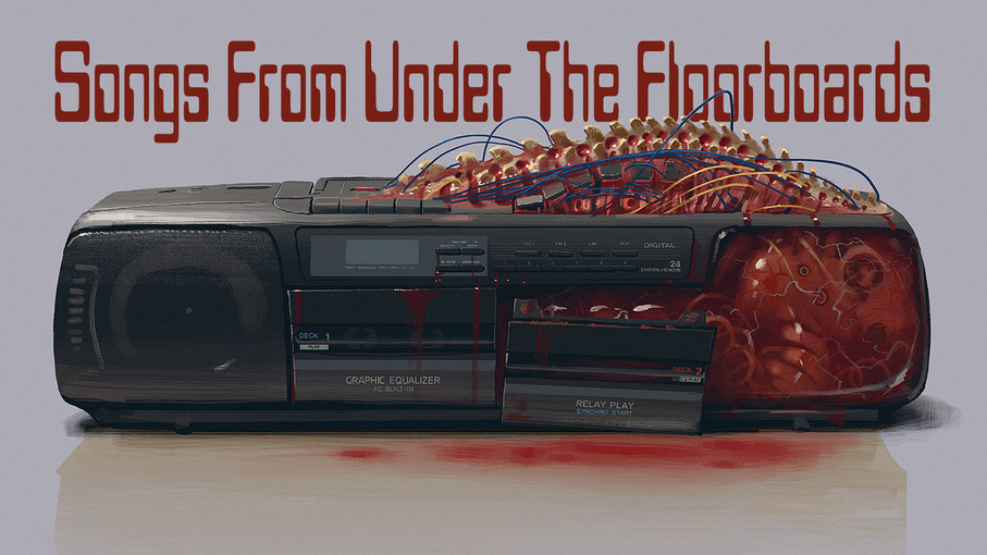 Songs From Under the Floorboards with B on Mountain District Radio