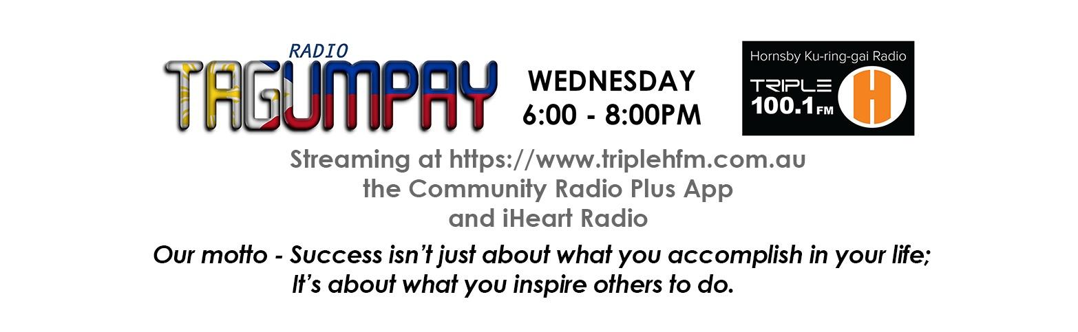Radio Tagumpay with Criz, Violi and Andrew on Triple H FM