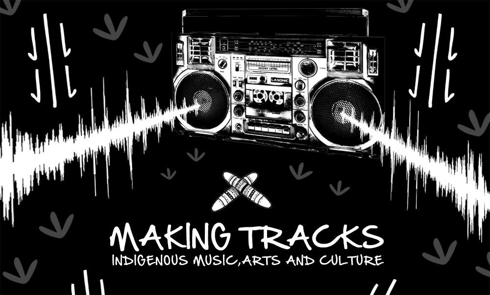 Making Tracks with Munk on Koori Radio