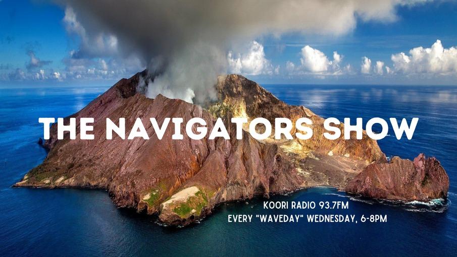 The Navigators with The Brofessional on Koori Radio