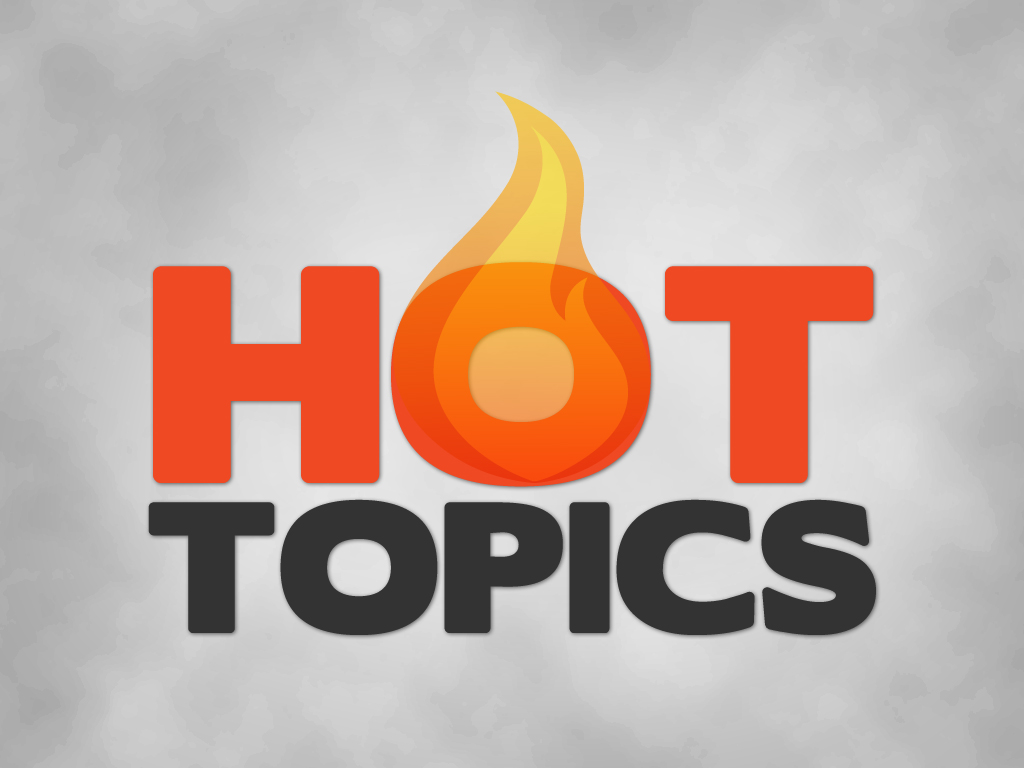 Hot Topics with Kevin and Ron with Kevin and Ron on Casey Radio