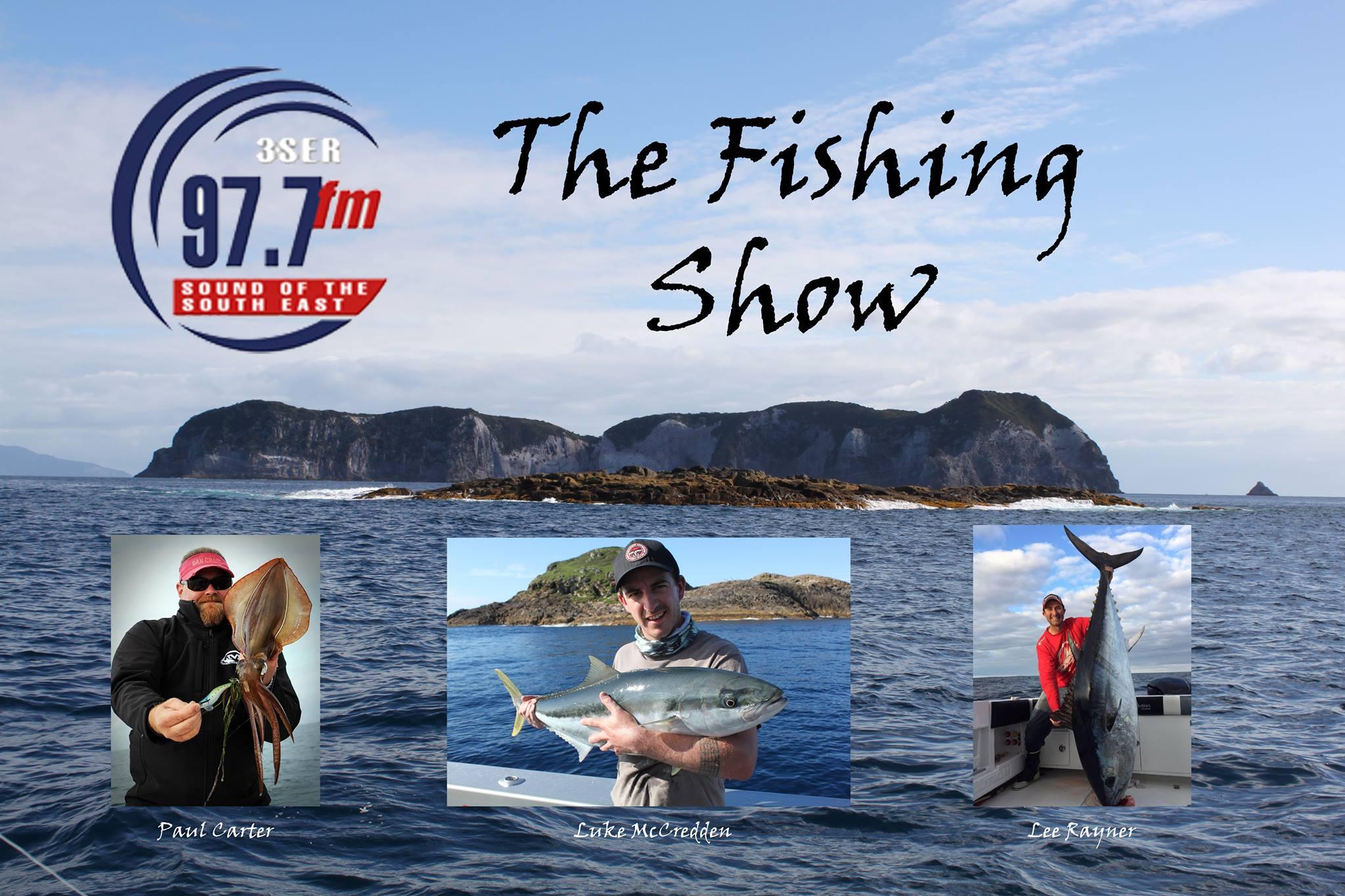 The Fishing Show with Luke McCredden on Casey Radio