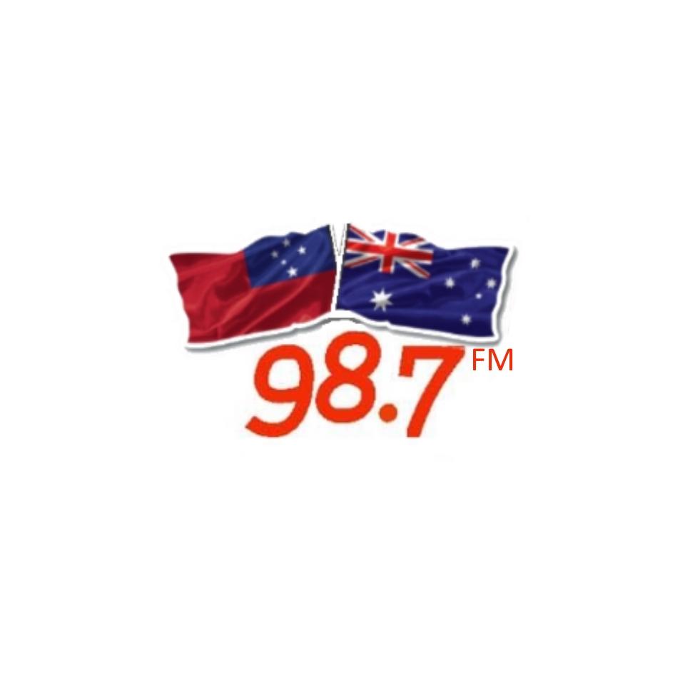 Samoa FM Radio with Gerwin Kronfeld and Florentine Lemoavivinitasi Antonina Kronfeld on Casey Radio