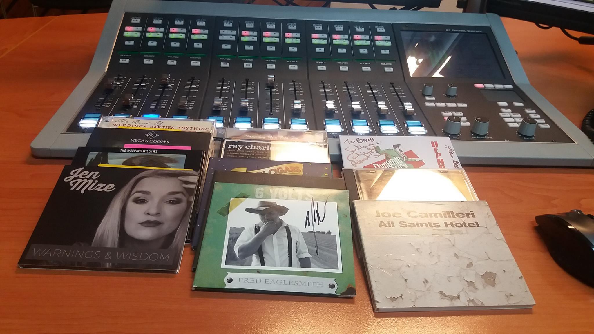 Kool 'n' Blue with Barb Kool on Casey Radio