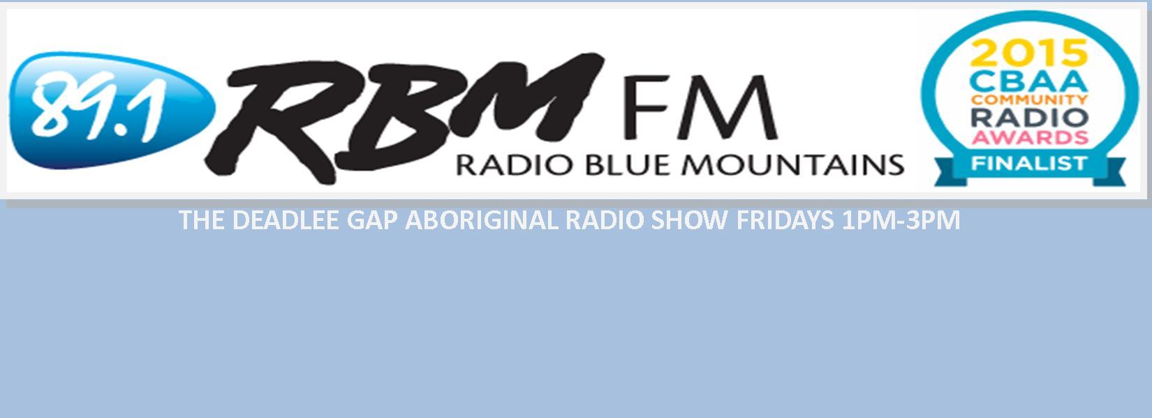 Deadlee Gap with Susan Tate on Koori Radio