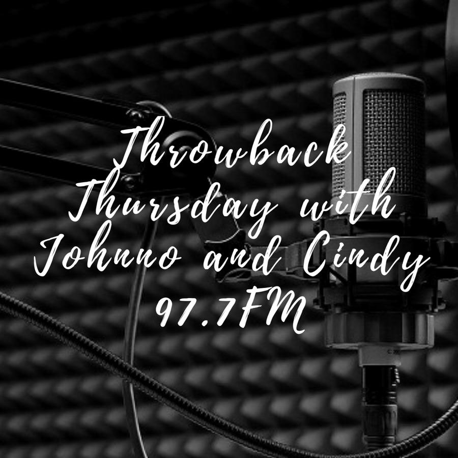 Throwback Thursday with John Zammit & Cindy Warren on Casey Radio