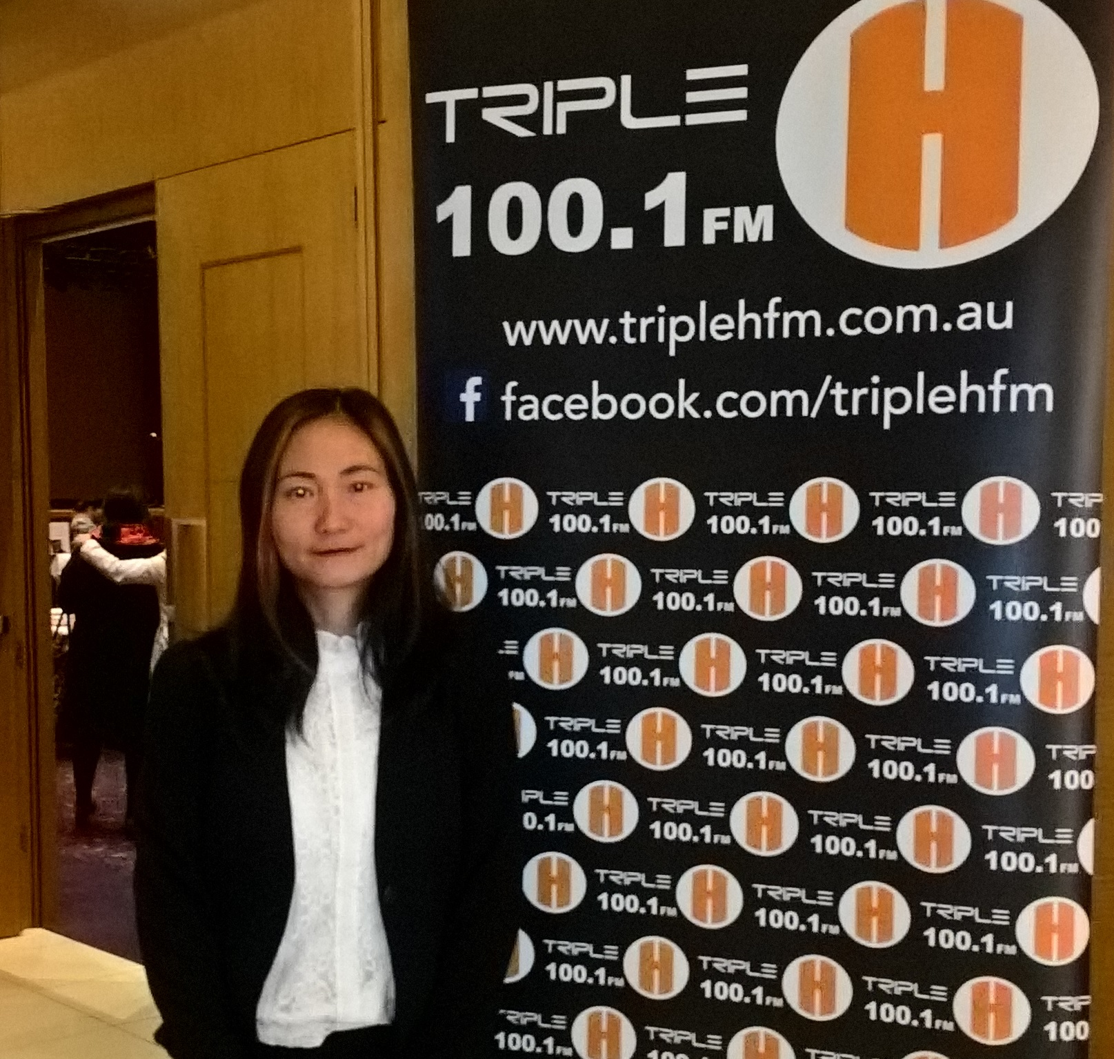 Mandarin Time with Diana & the team on Triple H FM