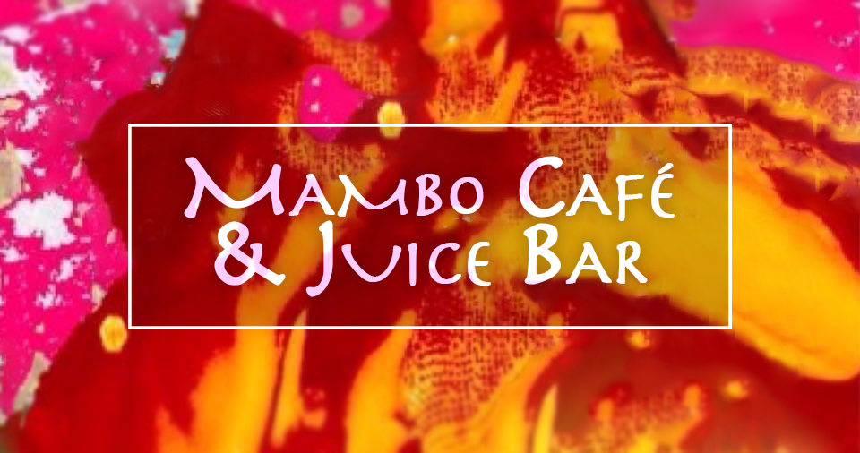Mambo Cafe and Juice Bar with Maria Hull with  on NOOSA FM