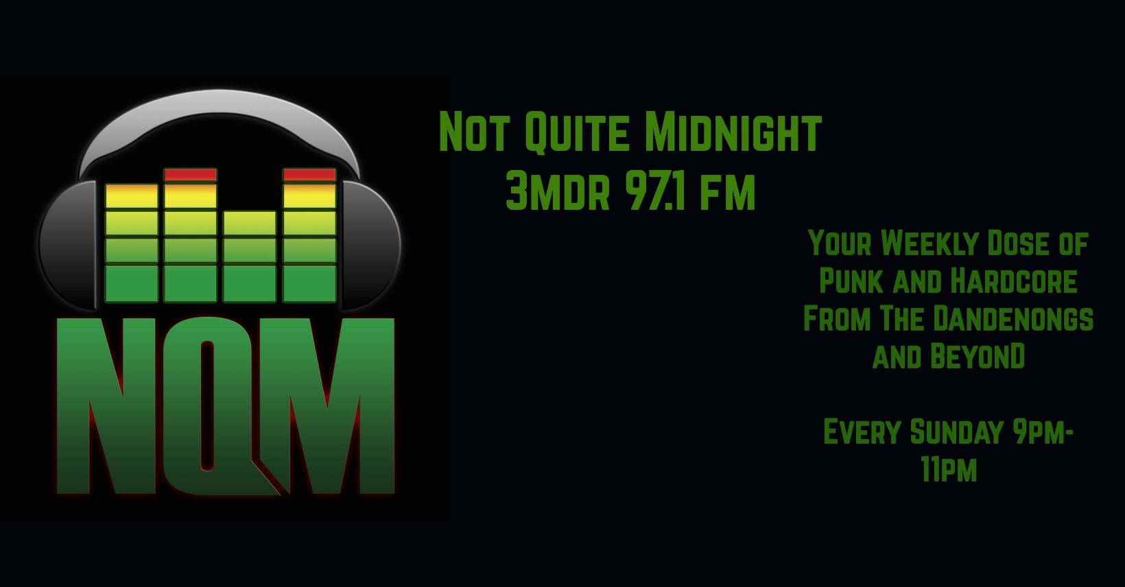 Not Quite Midnight with Mitch Achten on Mountain District Radio