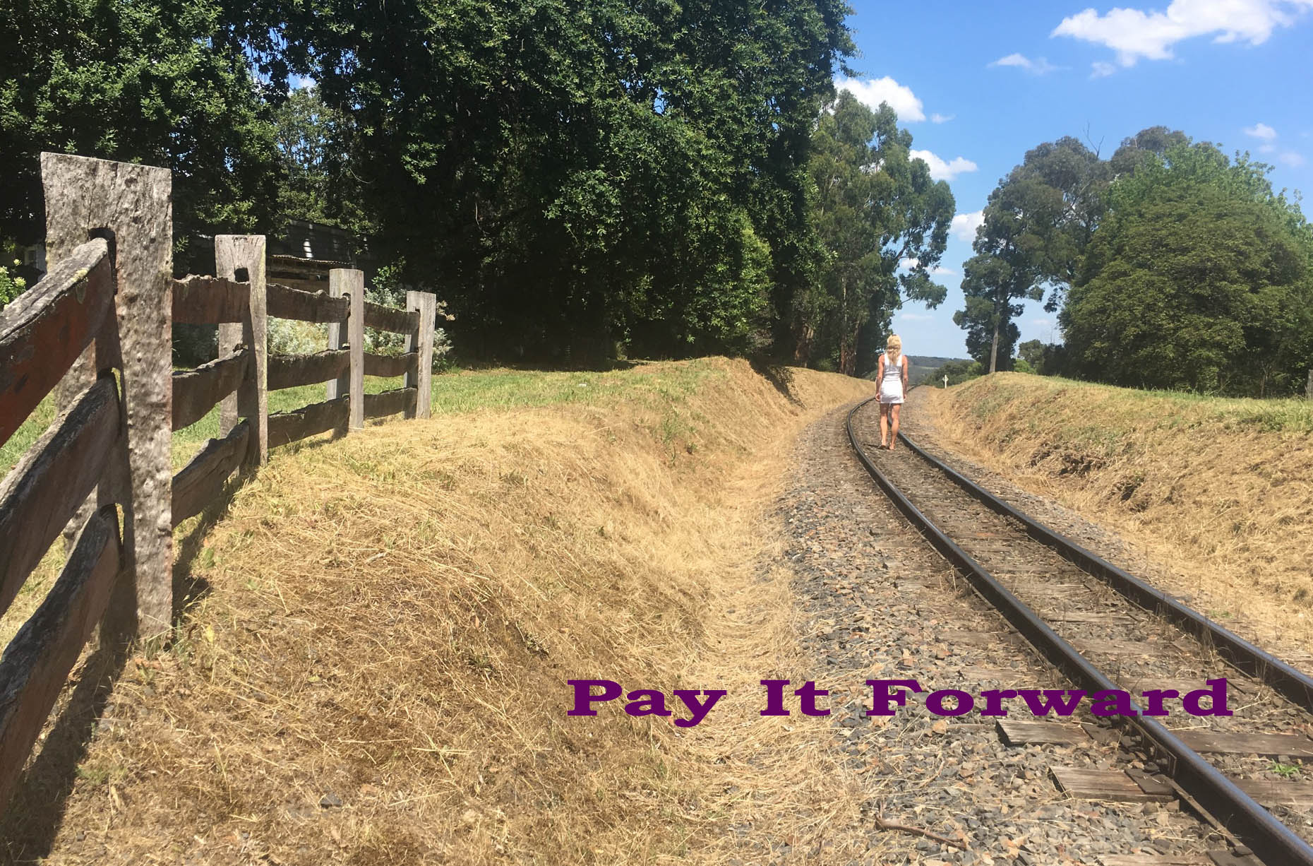 Pay It Forward with Michelle Richardson  on Mountain District Radio
