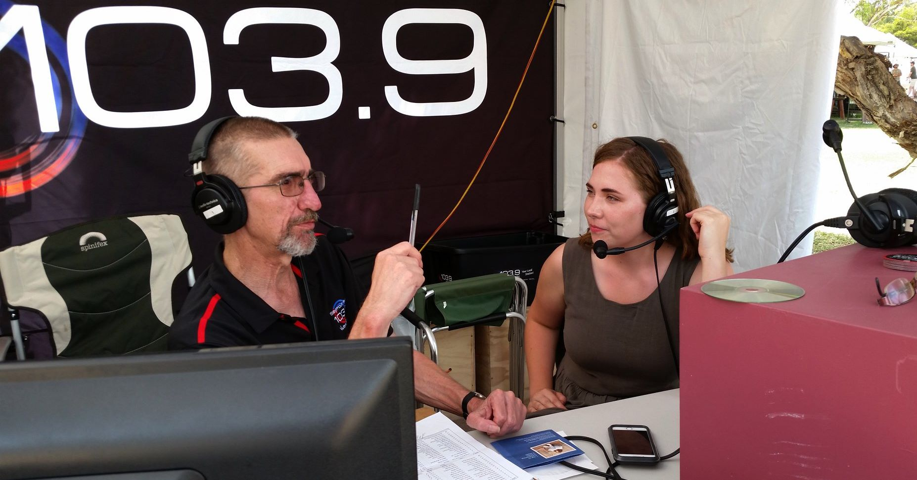 The Cleaner 1039 with Peter Wright on Seymour FM