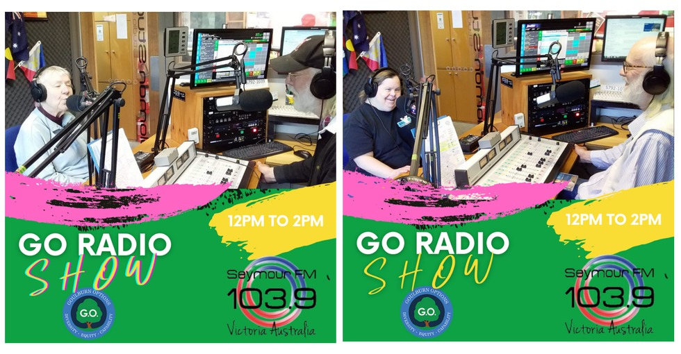 The GO Radio Show with Goulburn Options Disability Services on Seymour FM