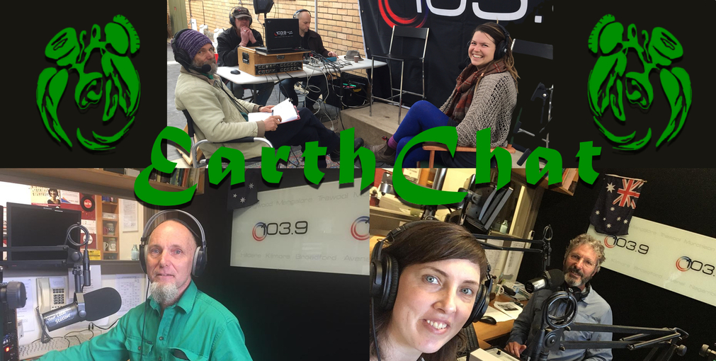Earth Chat with Peter Lockyer on Seymour FM