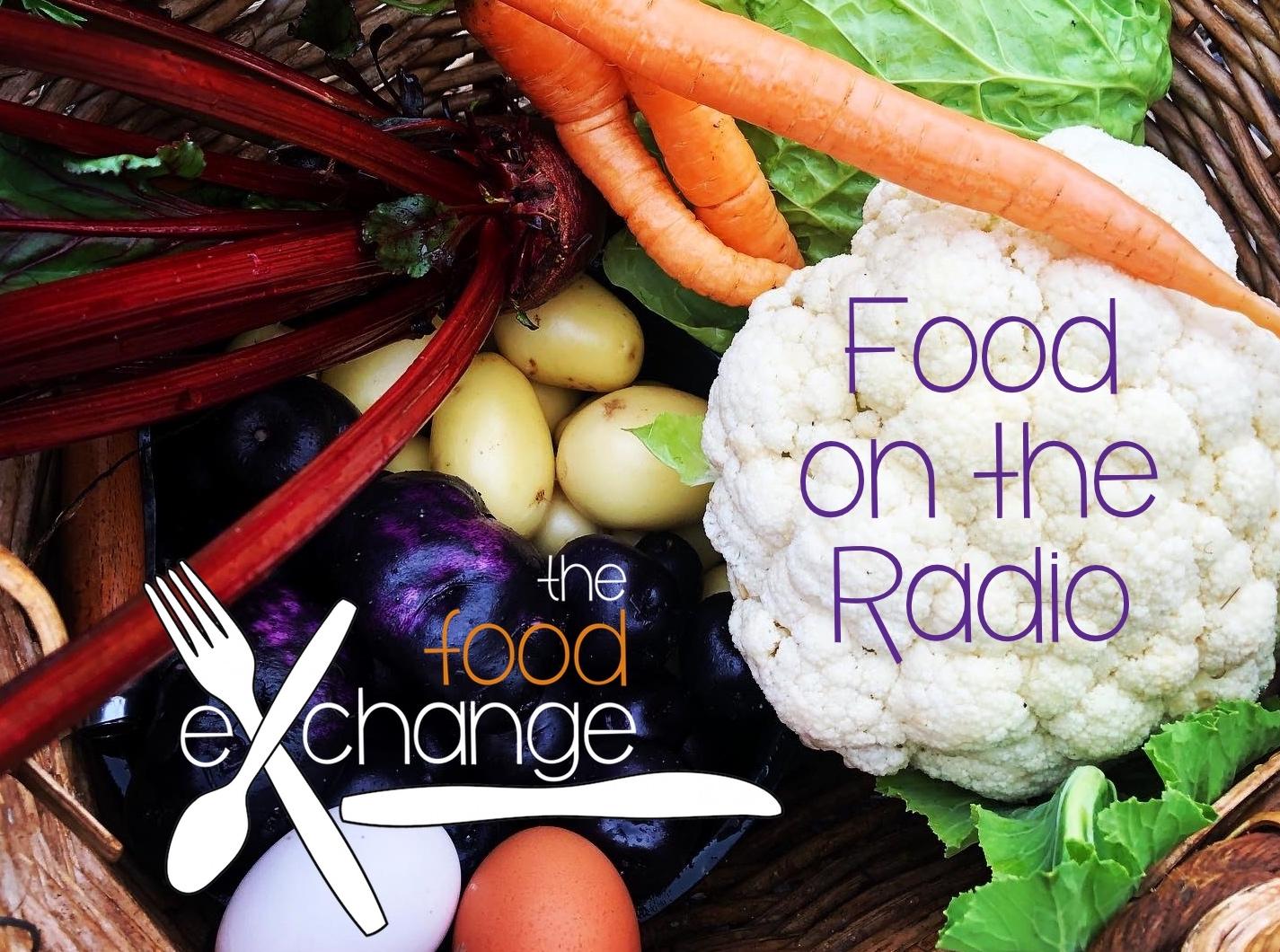the food eXchange with Cynthia Lim on Seymour FM