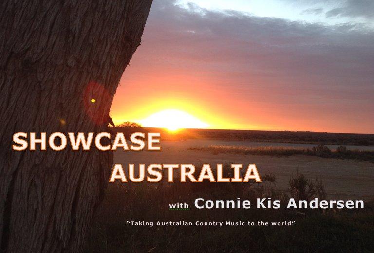 Showcase Australia with Connie Kis Anderson on Seymour FM