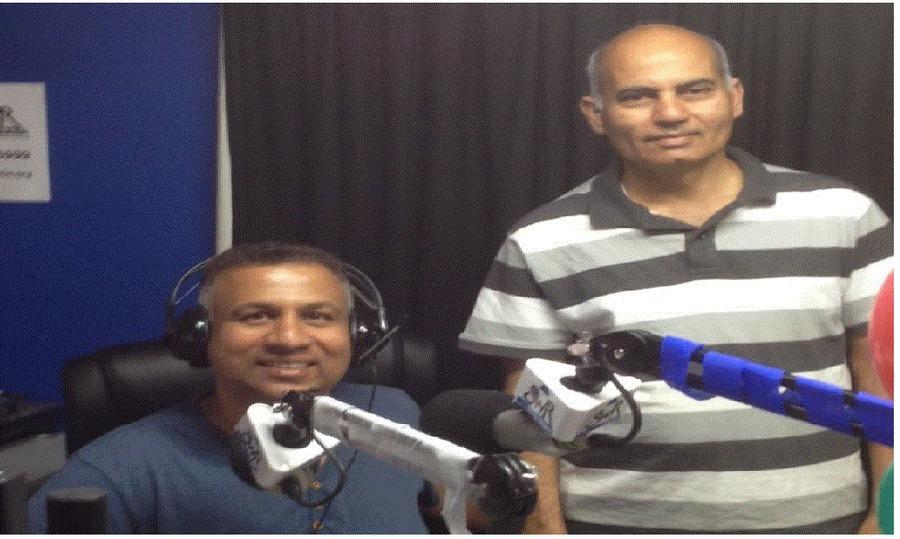 The Punjabi Show with Sham Kumar on SWR Triple 9 FM