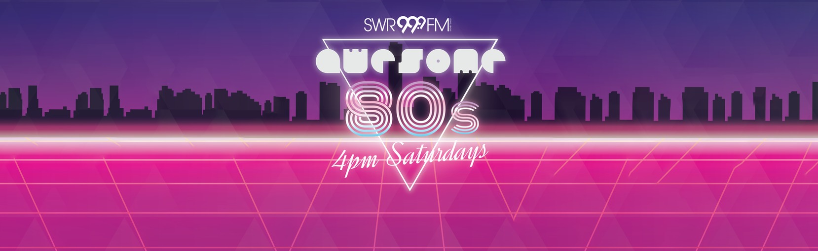 Awesome 80's with Tim Williams on SWR 99.9 FM
