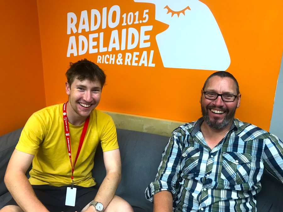 Saturday Blues with Tommy & Rob on Radio Adelaide