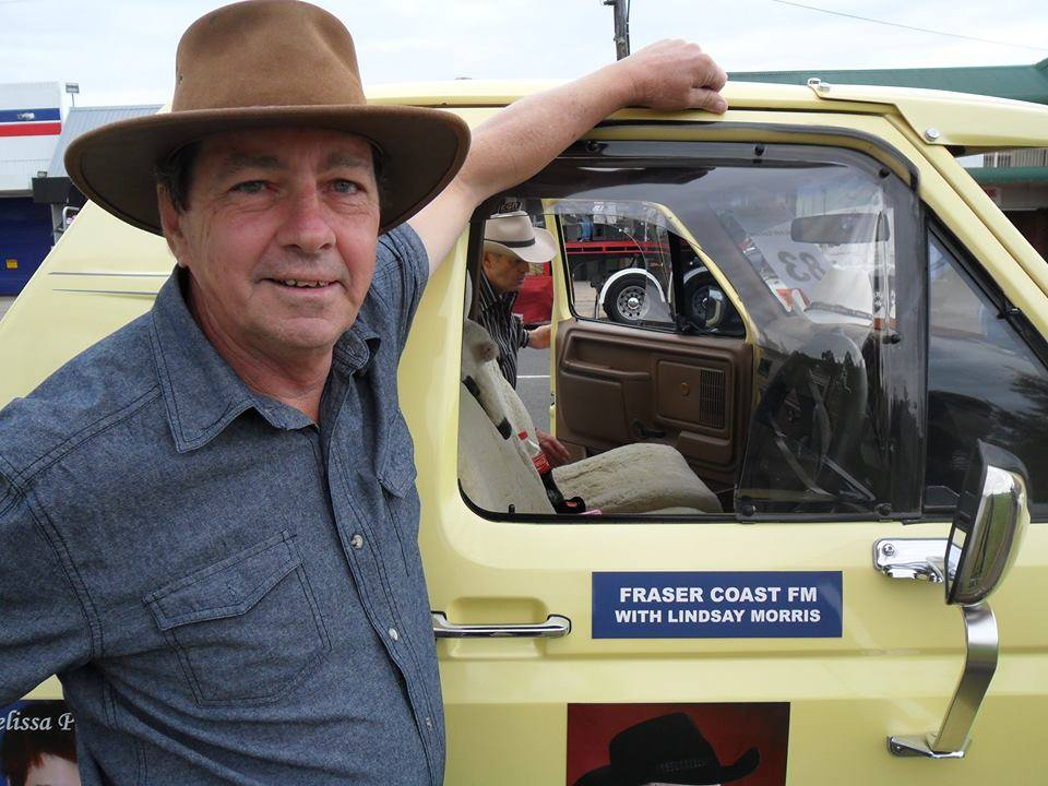 G'Day Country with Lindsay Morris with Lindsay Morris on Fraser Coast Community Radio
