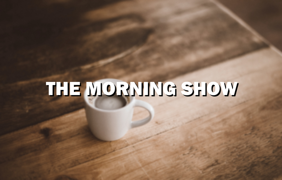 The Morning Show with  on RoxFM