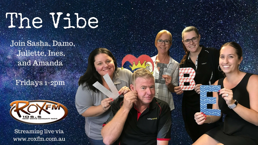 The Vibe with The Roxby Council on RoxFM