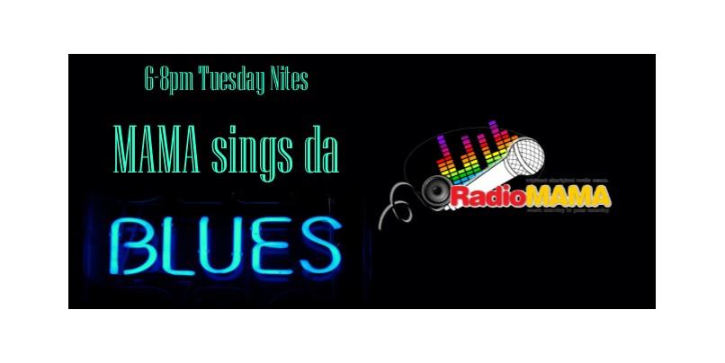 Mama Sings Da Blues with ColCam aka Wyldwind on Radio MAMA