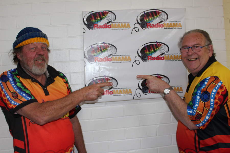 Remember When with Bernie G and Mickey Mullet on Radio MAMA