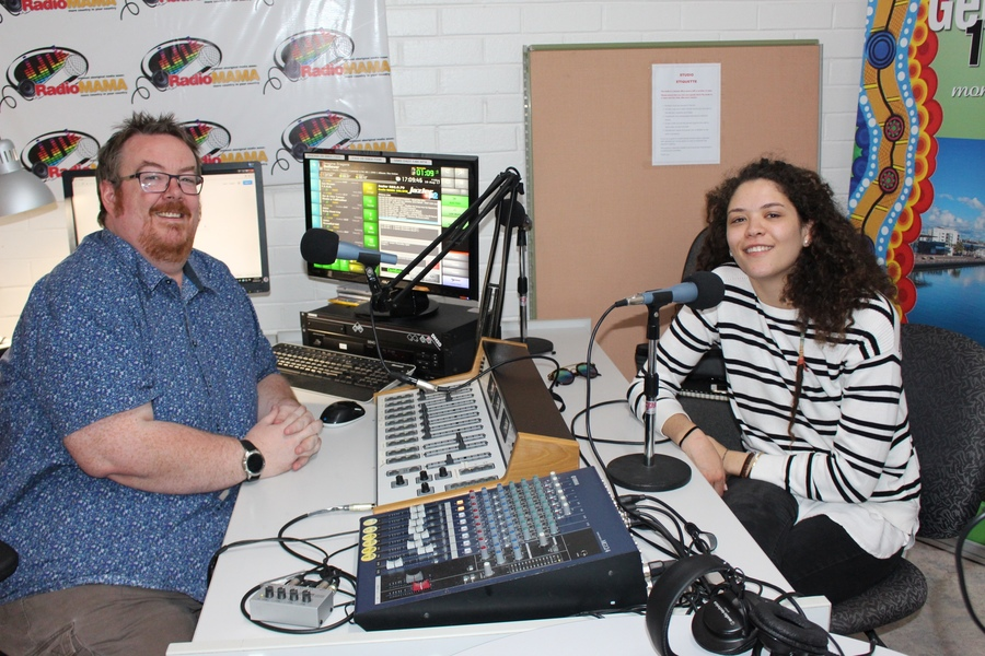 The Onion with Derek John on Radio MAMA