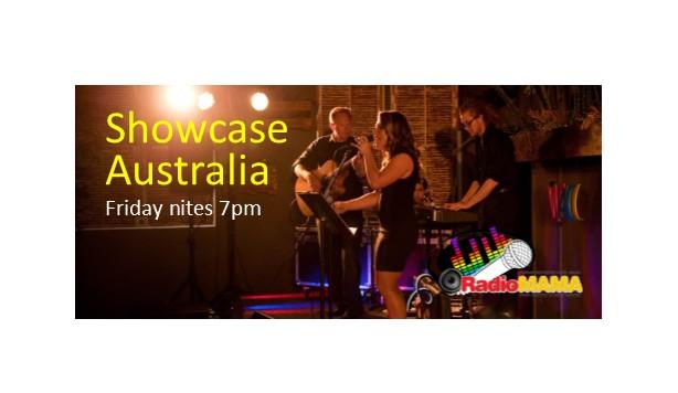 Showcase Australia with Connie Kis Andersen on Radio MAMA