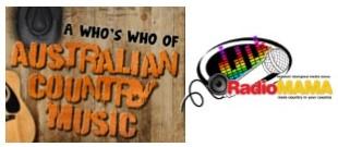 Australian Country with MAMA Country on Radio MAMA
